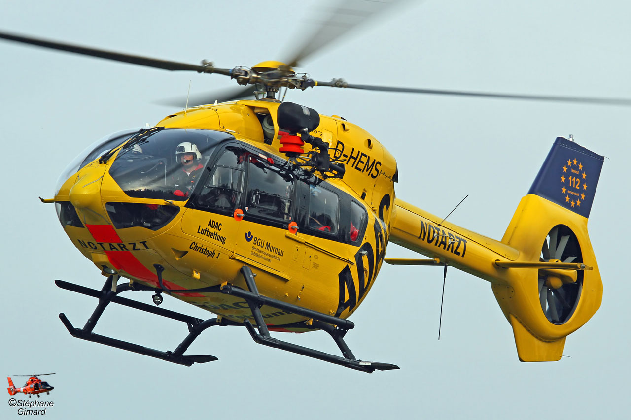 Helico passion l 39 adac le secours a rien allemand for Interieur helicoptere