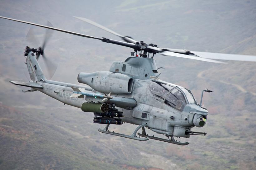 AH1 Cobra - AH1Z // HELICO PASSION