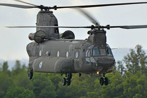 Hélicoptère CH47 Chinook, Hellenic Army Aviation