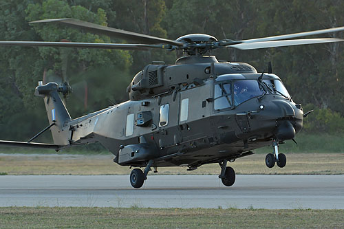 Hélicoptère NH90, Hellenic Army Aviation