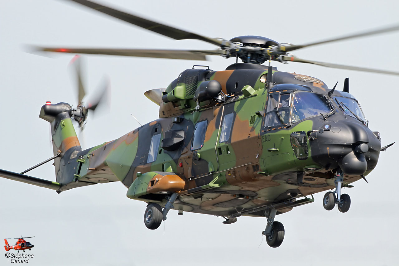 helicoptere NH90 SGBG1301h