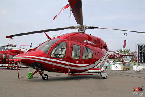 Hélicoptère Bell 429 WLG