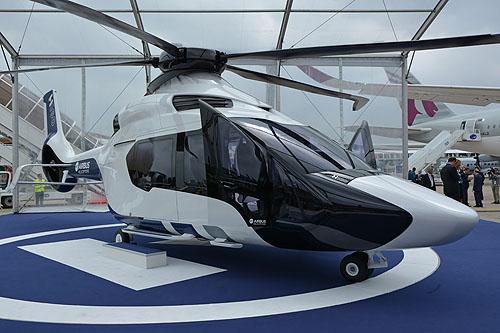 Hélicoptère H160
