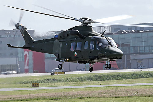 Hélicoptère AW139 Irlande