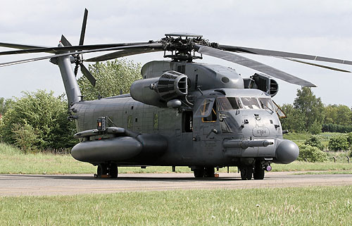 Hélicoptère MH53 Pavelow USAF