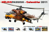 Calendrier HELICO PASSION 2011