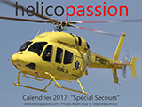 Calendrier 2017 HELICO PASSION