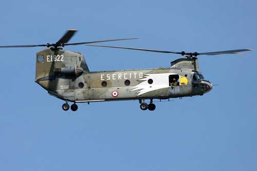 CH47 Chinook Italie