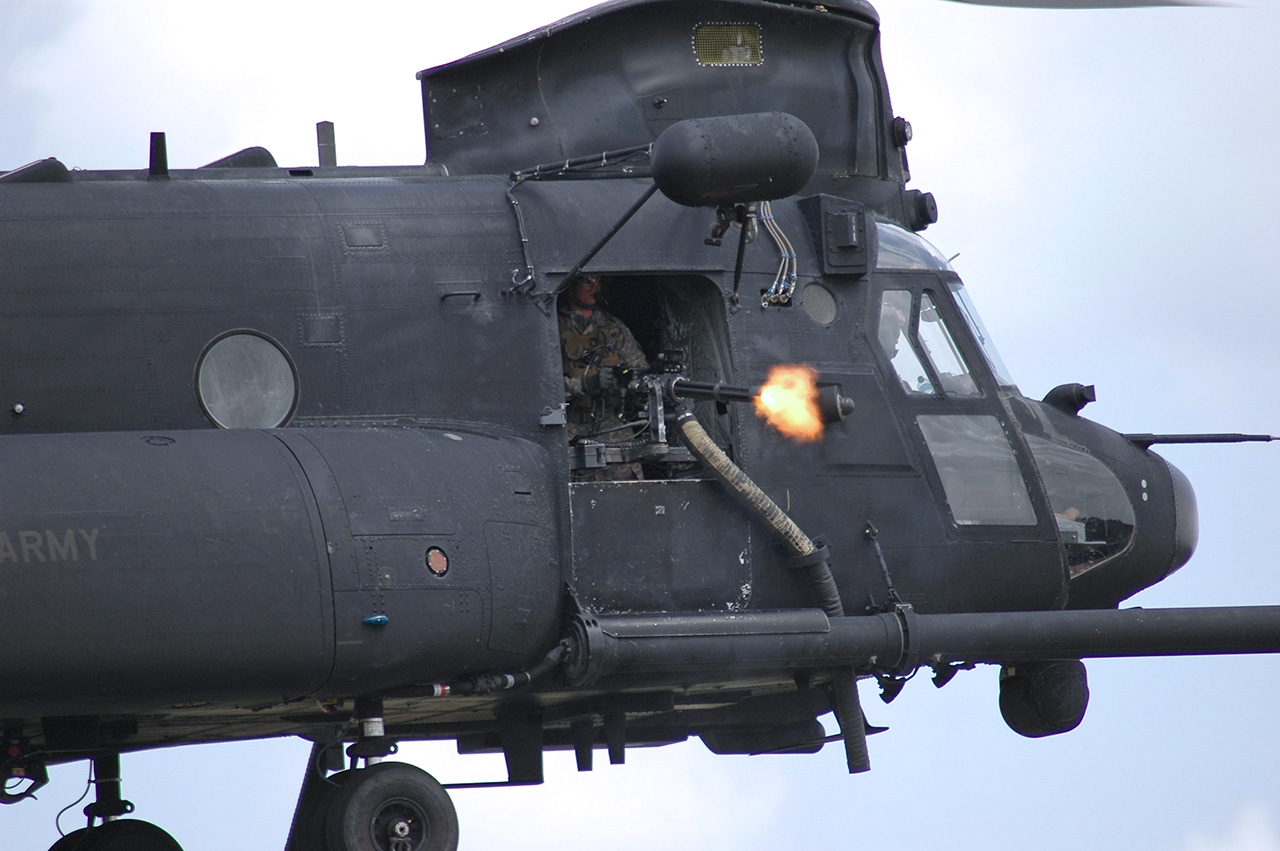 Ch47 Chinook Us Army 1 Helico Passion