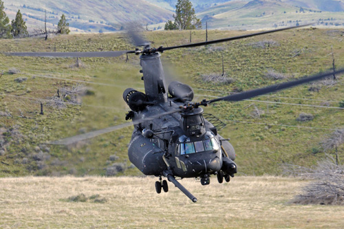 MH47G Chinook