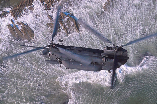 MH47 Chinook