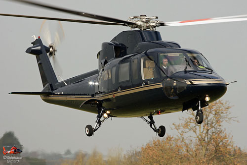 Hélicoptère SIKORSKY S76