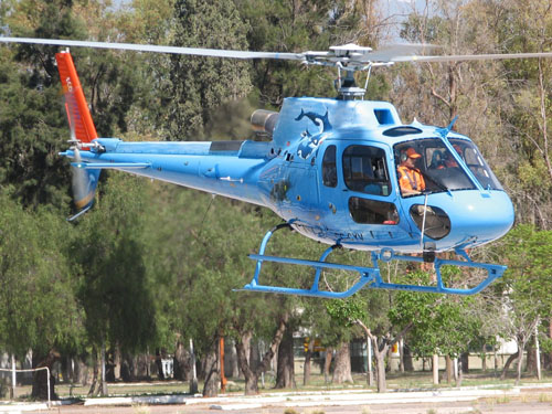 AS350 Ecureuil