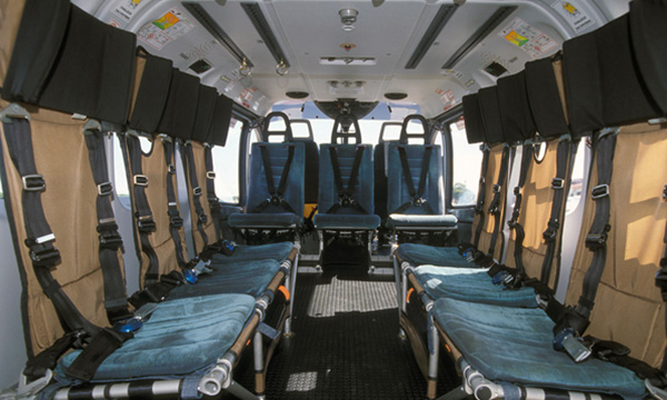 Helico passion ec145 offshore for Helicoptere interieur