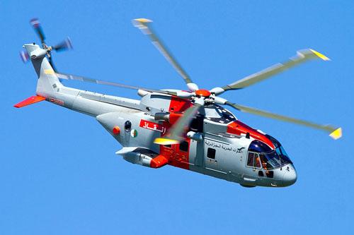 المروحيات التي تمتلكها الجزائر EH-211t
