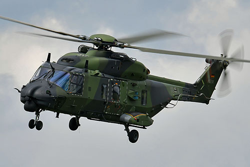 Hélicoptère NH90 Bundeswehr