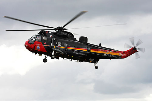 Hélicoptère Seaking