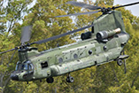 Hélicoptère CH47 Chinook Pays-Bas