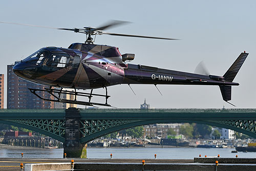 Hélicoptère Airbus Helicopters AS350 B3 Ecureuil G-IANW