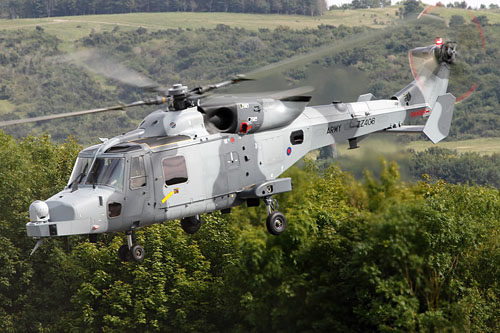 Hélicoptère AW159 Wildcat (Future Lynx)