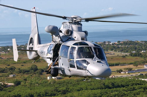 AS565 Panther - Mexique