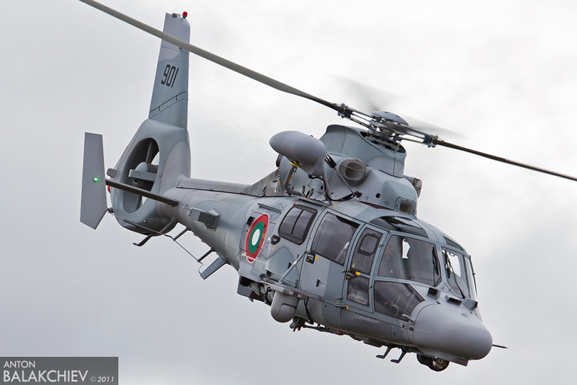 AS565 Panther - Bulgarie