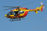 H�licopt�re EC145 S�curit� Civile