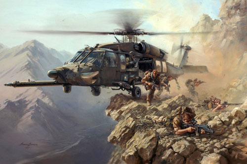 Blackhawk, Special Hunt