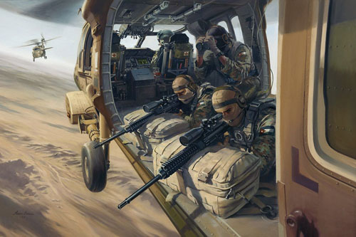 Blackhawk, Joint Operations