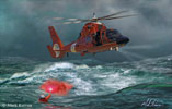 HH65 Dolphin, US Coast Guard