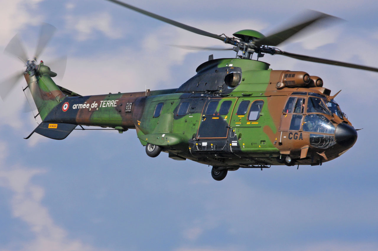 HELICO PASSION - Puma, Cougar et Caracal - ALAT (2)