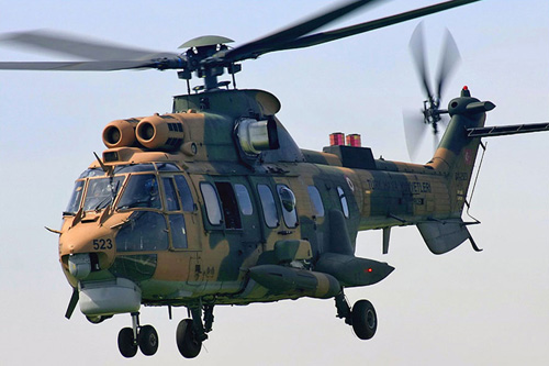 AS532 Cougar Turquie