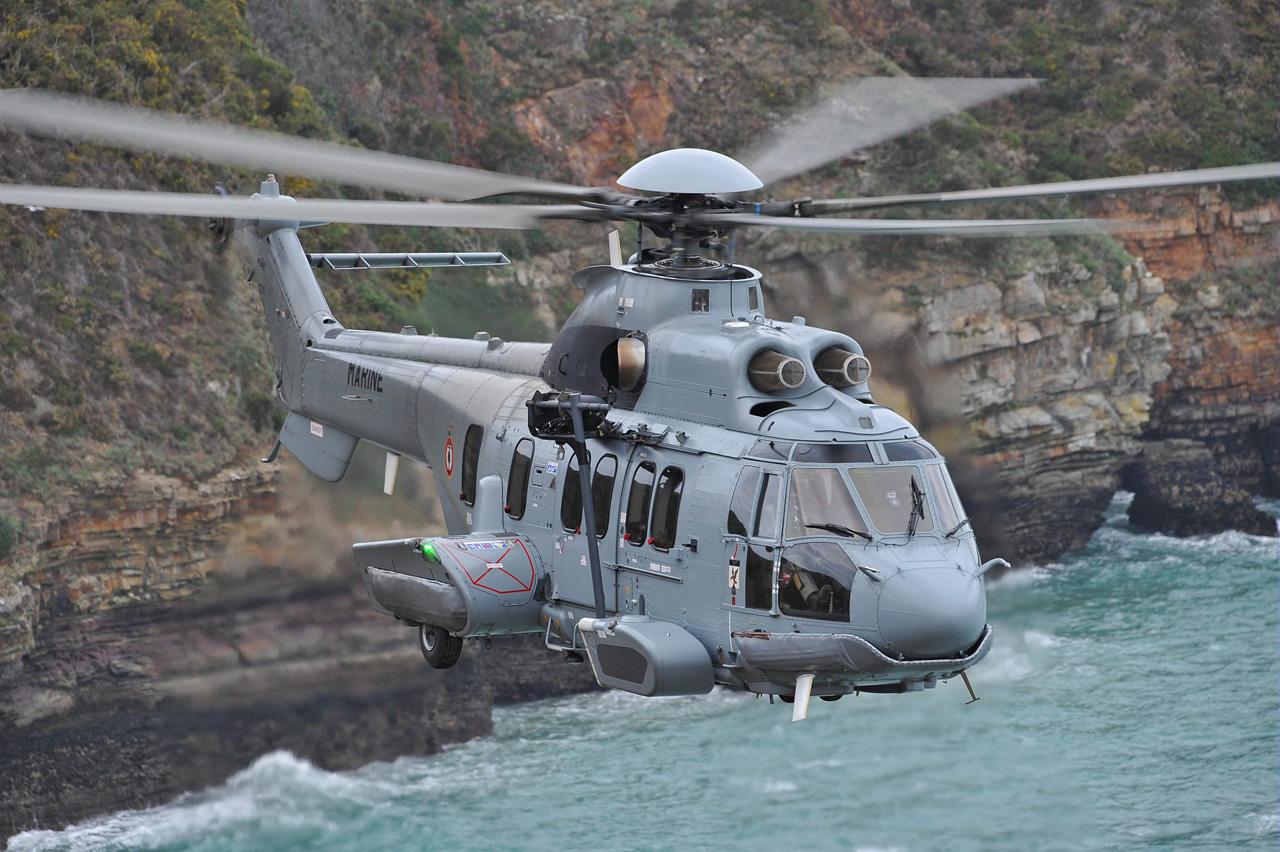 Puma, Cougar et Caracal - Marine // HELICOPASSION