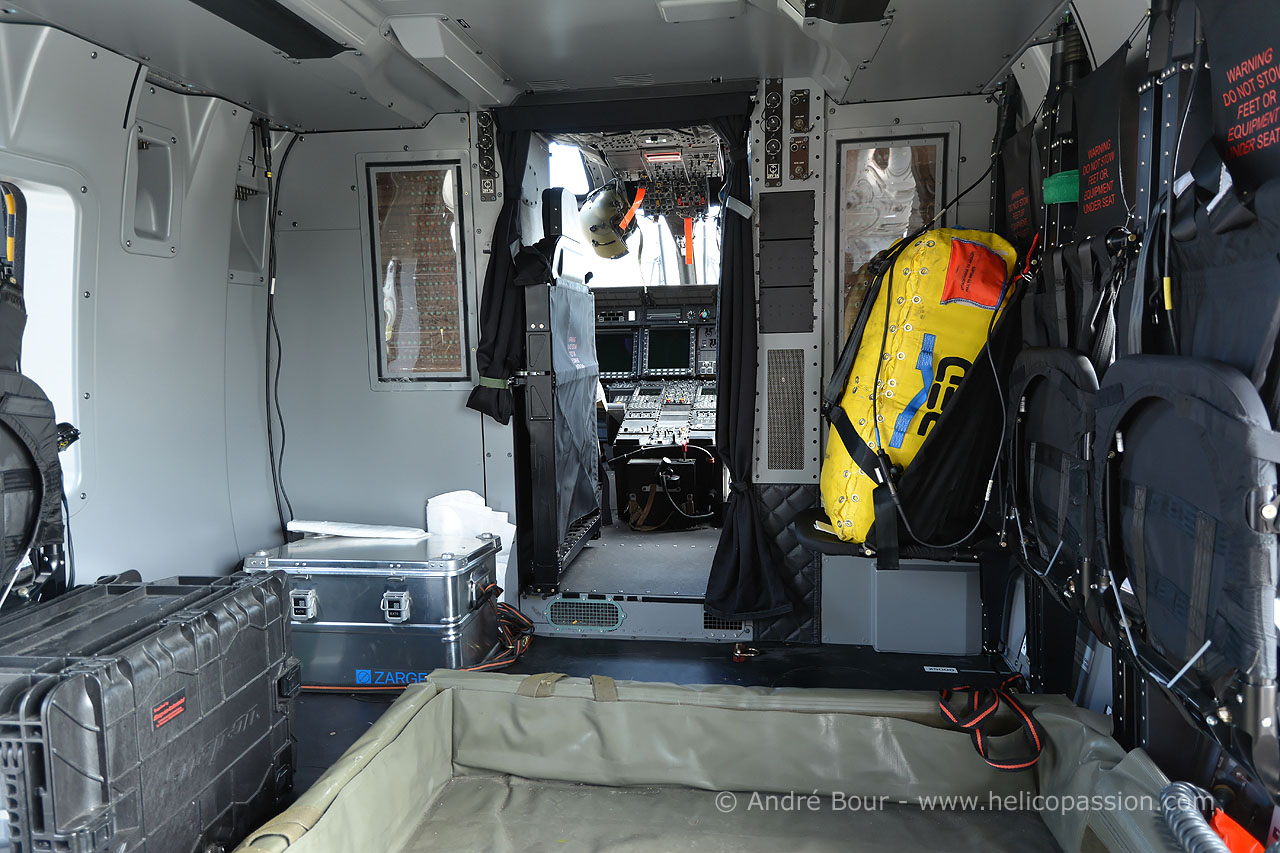 Helico passion semmerzake 2015 nh90 nfh belge for Interieur helicoptere