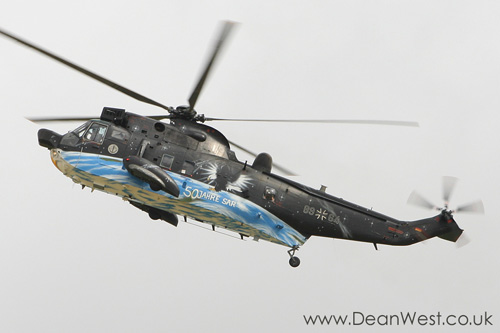 Hélicoptère S61 Seaking, Allemagne