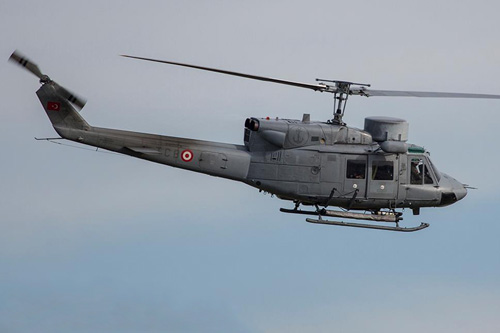 Hélicoptère UH1H Turquie