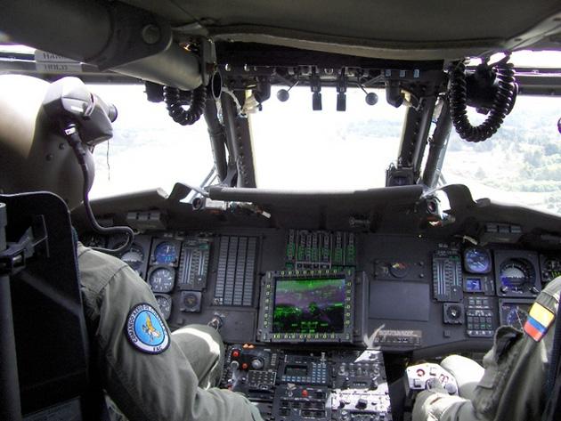 UH60 Blackhawk et SH60 Seahawk - Colombie // HELICO PASSION