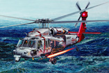 MH60S Armed Helo