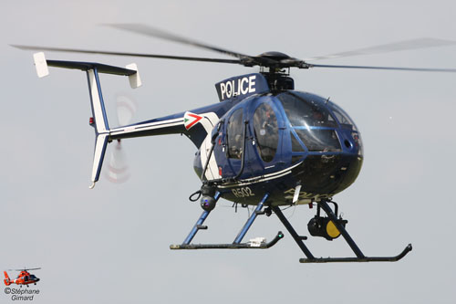 Hélicoptère MD500