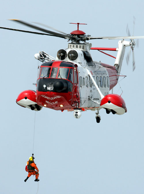 S61 Seaking