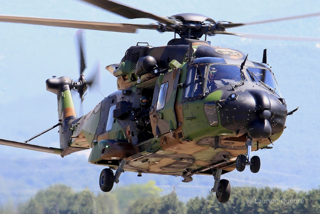French Army Aviation (ALAT) NH90 helicopter