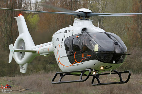 Hélicoptère AIRBUS HELICOPTERS EC135 T2 G-SENS