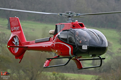 Hélicoptère AIRBUS HELICOPTERS EC130 T2 G-PERT