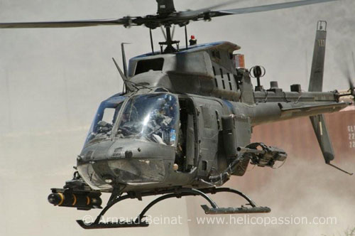 OH58 Kiowa Warrior