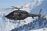Hélicoptère BELL 429 F-HPBH d'HELI SECURITE