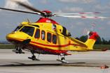 Hélicoptère AW139 d'AIR GREEN