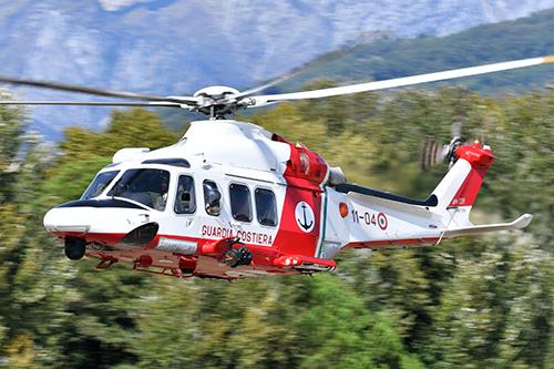 Hélicoptère AW139