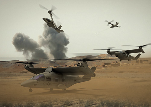 BELL HTR Future Vertical Lift