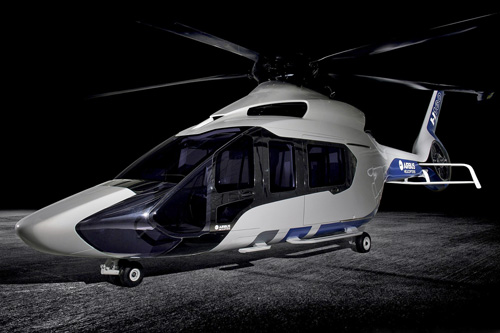 Hélicoptère H160 d'AIRBUS HELICOPTERS
