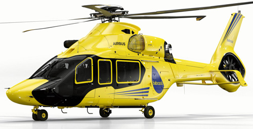 Hélicoptère H160 HEMS